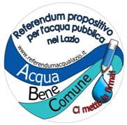 I Comuni reatini chiedono l'attuazione della legge regionale sull'acqua