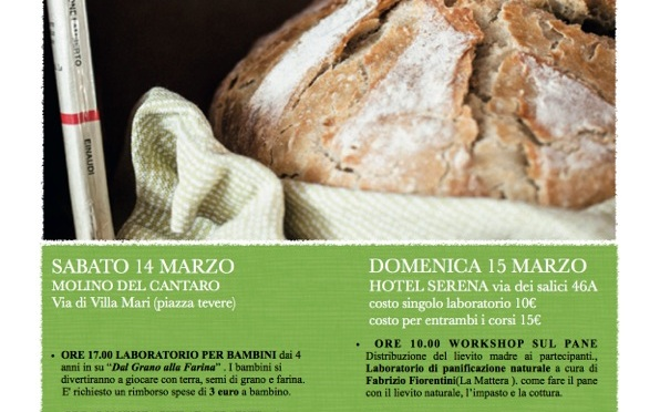 Tutto pronto a Rieti per il Pasta Madre Day 2015