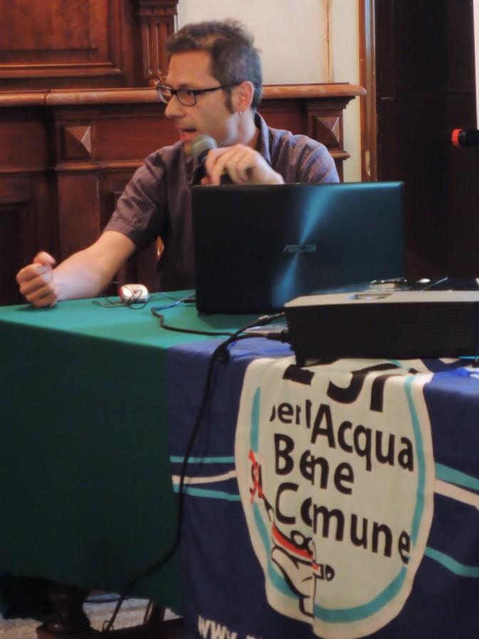 Acqua: a Rieti e in tutto il Lazio è ormai scontro aperto tra Comuni e Regione. Se Refrigeri non farà approvare la proposta di legge 238 sarà l'ennesimo regalo ad Acea.