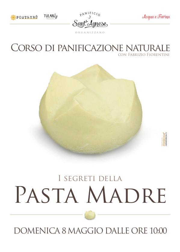 Nuovo corso di panificazione con Pasta Madre, domenica 8 maggio