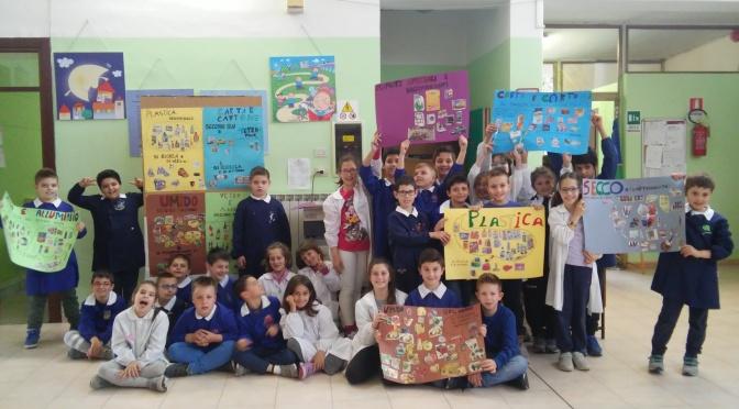 Le scuole di Greccio diventano un modello di buone pratiche nella gestione dei rifiuti