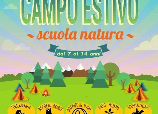Torna la Scuola Natura a Tularù
