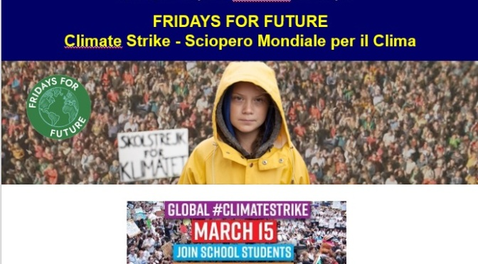 #FridaysForFuture!