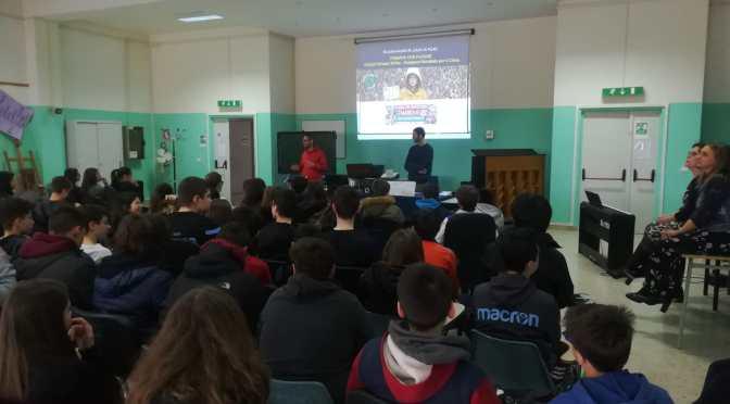 #FridaysForFuture: La Scuola Media Basilio Sisti aderisce allo sciopero mondiale della scuola per salvare il pianeta