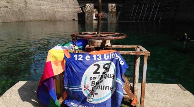 ITALIA NOSTRA E POSTRIBÙ COSTRINGONO ACEA A RILASCIARE 200 LITRI D'ACQUA IN PIÙ NEL FIUME FARFA